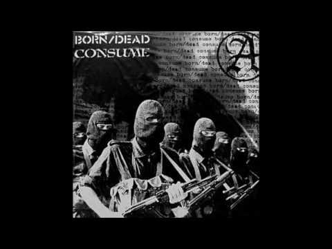 Born/Dead  / Consume - Split - 2003 (Full Album)