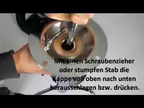 Barhocker Aufbau Kappe Entfernen Probleme Mit Der Gasdruckfeder