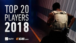 HLTV.org's Top 20 players of 2018