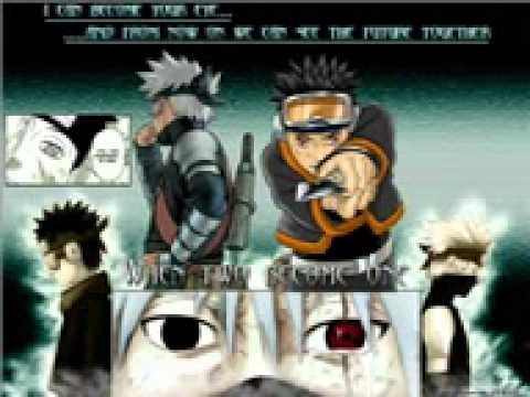 WaP Ka4Ka Ru 4 pacana  Obito,Kakashi,Naruto i Saski