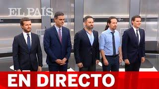 EL DEBATE ELECTORAL A CINCO DE LAS ELECCIONES 10N
