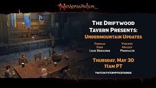 Neverwinter - Driftwood Tavern Stream Recap - 5/30/2019