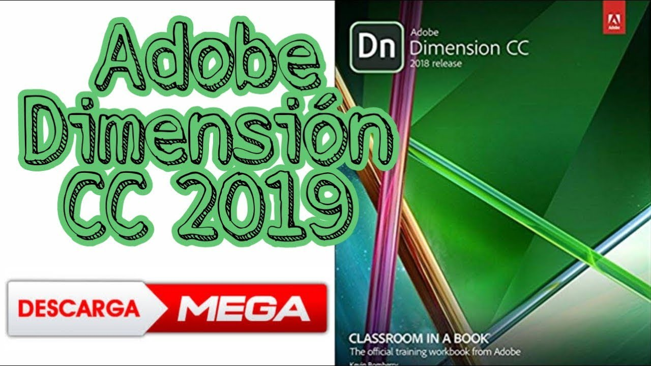ADOBE DIMENSION CC 2019 |KennyG|