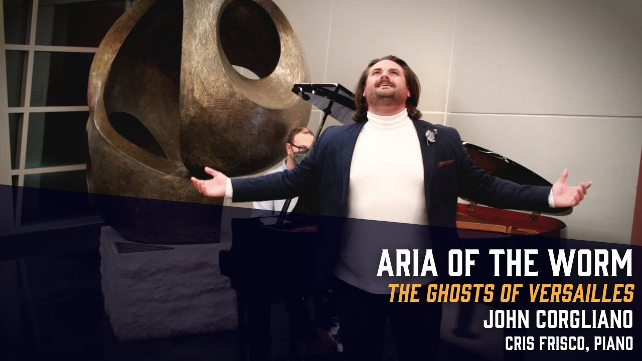 Aria of the Worm from The Ghosts of Versailles (Corgliano) - Dane Suarez, tenor