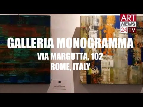 CONTEMPORARY ART GALLERY IN ROME : Galleria Monogramma