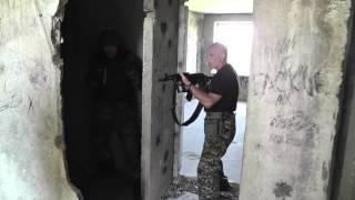 Валерий Крючков  Отработка рефлексов при внезапном нападении