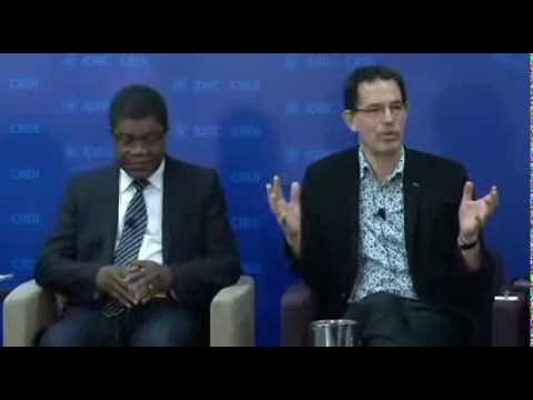 Will the Next Einstein Be from Africa? - Panel discussion (2013)