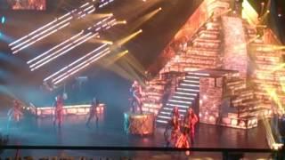 Идеальный мир Сергей Лазарев шоу The best в Крокусе 24.11.16