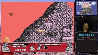 Maten Douji | Conquest of the crystal palace прохождение | Игра на (Dendy, Nes, 8 bit) Cтрим [RUS]