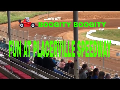 LET'S GO TO THE RACES LOCAL FUN AT THE PLACERVILLE SPEEDWAY