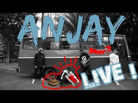 (LIVE) KEMAL PALEVI - Anjayyyyy ft. YOUNG LEX MACK G & ROBERT WYNAND