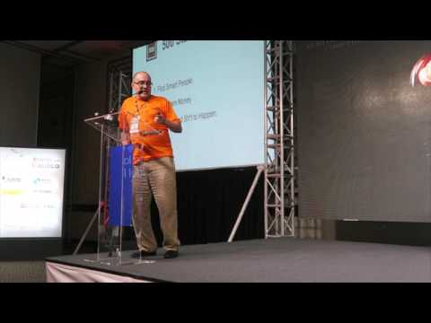 Dave Mcclure speaks in the Venture Capital Conference in Lima Peru!