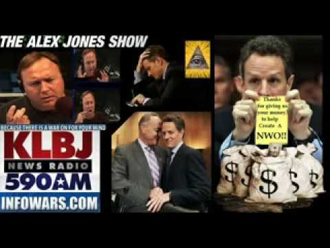 Alex Jones On 590 KLBJ AM 1 7 Thanks For The Trillions America