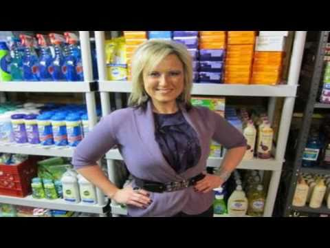 JAIL'ME KIRLEW: The Truth Behind J'aime The Extreme Coupon Diva On TLC EXTREME COUPONING [HD]