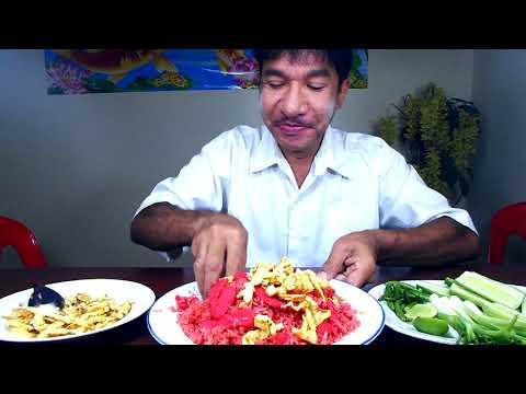 EP 47 . โชเล่ย์..กินข้าวผัดซอสแดง  ข้าวผัดโรงเรียน  อร่อยฝังใจ  #อาหารปักษ์ใต้สไตล์โชเล่ย์
