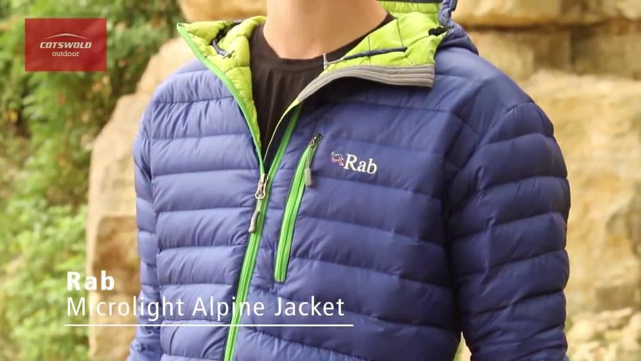 Rab down jacket 2 - 1 10