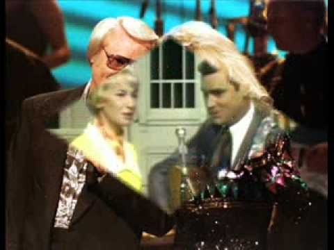 George Jones and Tammy Wynette Did You Ever and Golden Ring