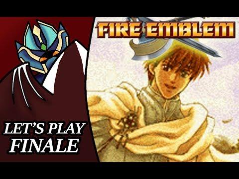 Let's Play Fire Emblem Blazing Sword Finale Epilogue  FT: TheKingBahamut (BLAZEPLAYS)