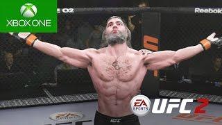 A NOSSA ULTIMA LUTA !!! - EA Sports UFC 2 - Modo Carreira #16 [Xbox One]