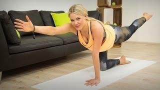Pilates Übungen für einen starken und gesunden Rücken