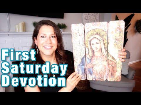 ROSARY DEVOTION ~ FIRST SATURDAYS DEVOTION || CATHOLIC PRAYERS