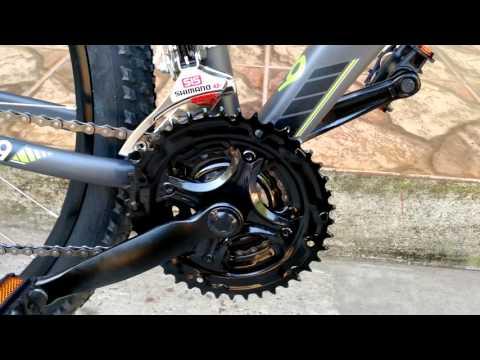 Bicicleta Caloi 29 Modelo 2016