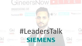 #LeadersTalk with Siemens' Global Head of Cyber Security and PSSO, Ali Elnaamani