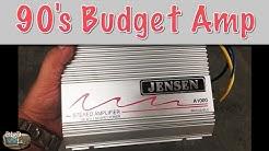 20 Year Old Lie? 1997 Jensen A1000 - 250 Watts MAX
