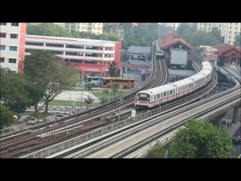 SPECIAL: Transportation in Singapore - 2017 National Day Preview