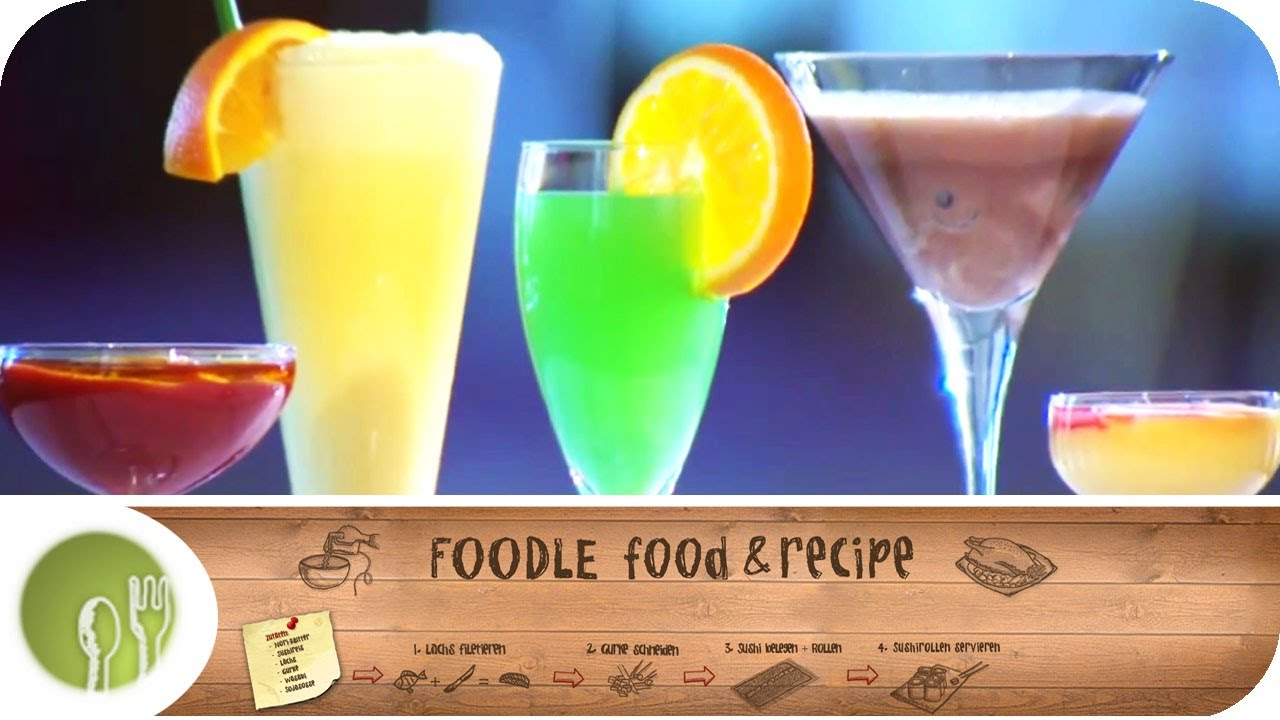 DDR-Cocktails- richtig feiern in der DDR I Foodle -- Food & Recipe ...