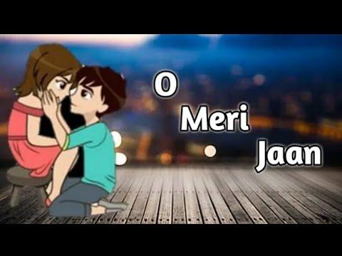 💖Jaane Meriye Main Tera Haan    Whatsapp Status Video 2019    💖Millinda Gaba Song💏.