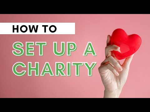 How to Setup Your Own Charity   Mark J Kohler   Tax & Legal Tip