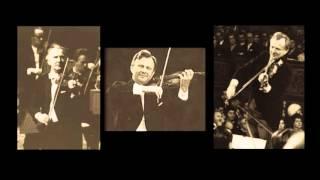 """Willi Boskovsky, J.Strauss Ⅱ """" Künstlerleben """" Op.316"""