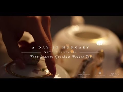 Four Seasons Gresham Palace Budapest - A Day in Hungary with Tealeaves