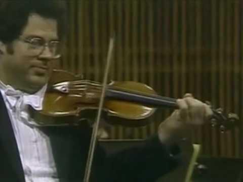 Itzhak Perlman Shreds Vivaldi's Four Seasons
