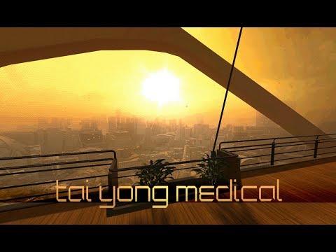 Deus Ex: Human Revolution - Tai Yong Medical (1 Hour of Music)