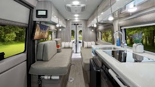 2021 Sequence Class B Camper Van From Thor Motor Coach