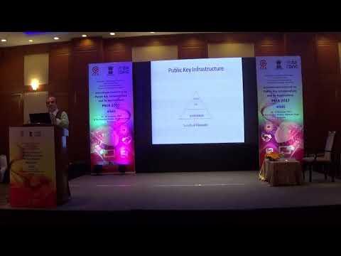 Invited Talk: Dynamic Legal Regime of PKI: A Case Study of India - PKIA 2017