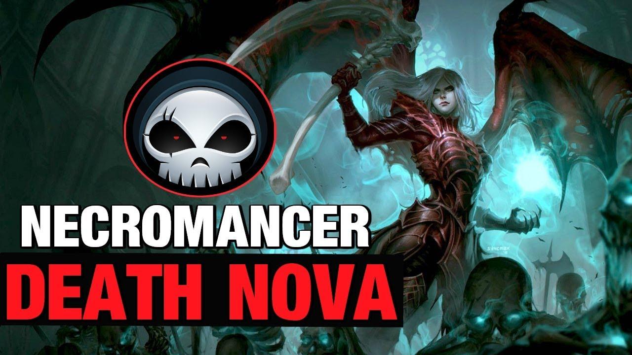 Death Nova LON & Inarius Speed Build Patch 2 6 5 Season 17 Diablo 3