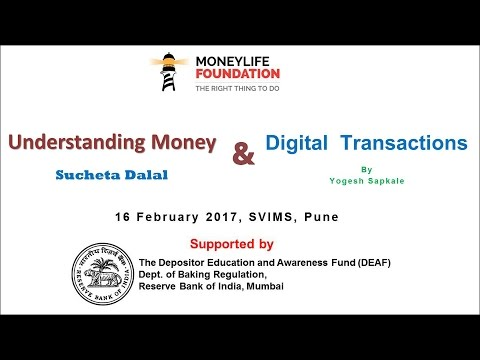 Financial Literacy Workshop at SVIMS, Pune under RBI's DEAF Scheme