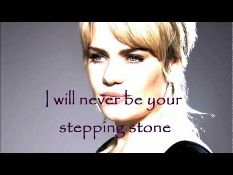 Duffy Stepping Stone lyrics