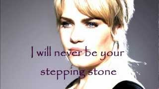 Duffy Stepping Stone lyrics