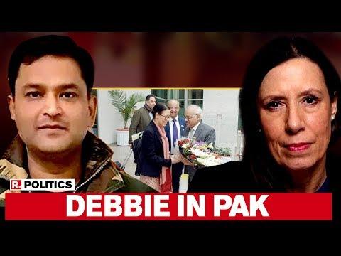 UK MP Debbie Abrahams Lands In Pakistan; Major Gaurav Arya Says India Has Been Vindicated