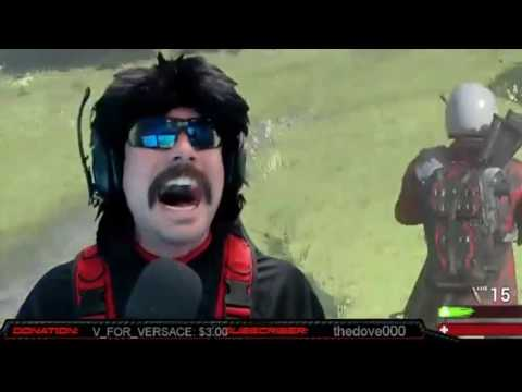 dr disrespect - speed, violence and momentum // ep1