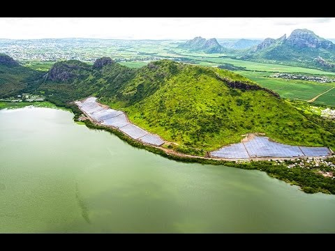 SARAKO - First Solar Park in Mauritius, Bambous
