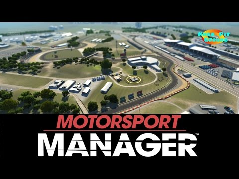 Motorsport Manager Let's Play #19 - Victory at Guildford