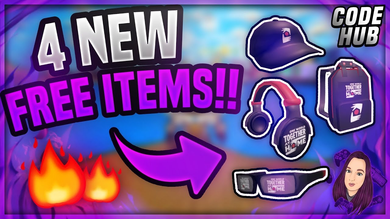 NEW ITEMS SOON ROBLOX PROMO ITEMS (TOGETHER AT HOME