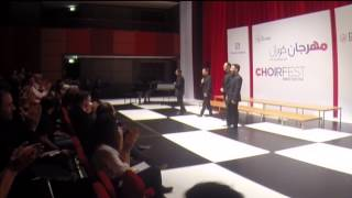 Choir Fest Middle East 2014 - Sama Quartet - Competition Finals