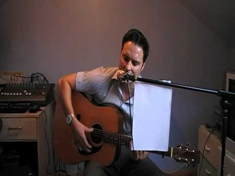 WALK IN THE RAIN BY JOHN PAUL HOFFMAN OF BANKRUPT IN BANGKOK SOLO PERFORMANCE UN-PLUGED ACOUSTIC