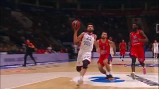 04.02.2020 / CSKA Moskova - Anadolu Efes / Vasilije Micic